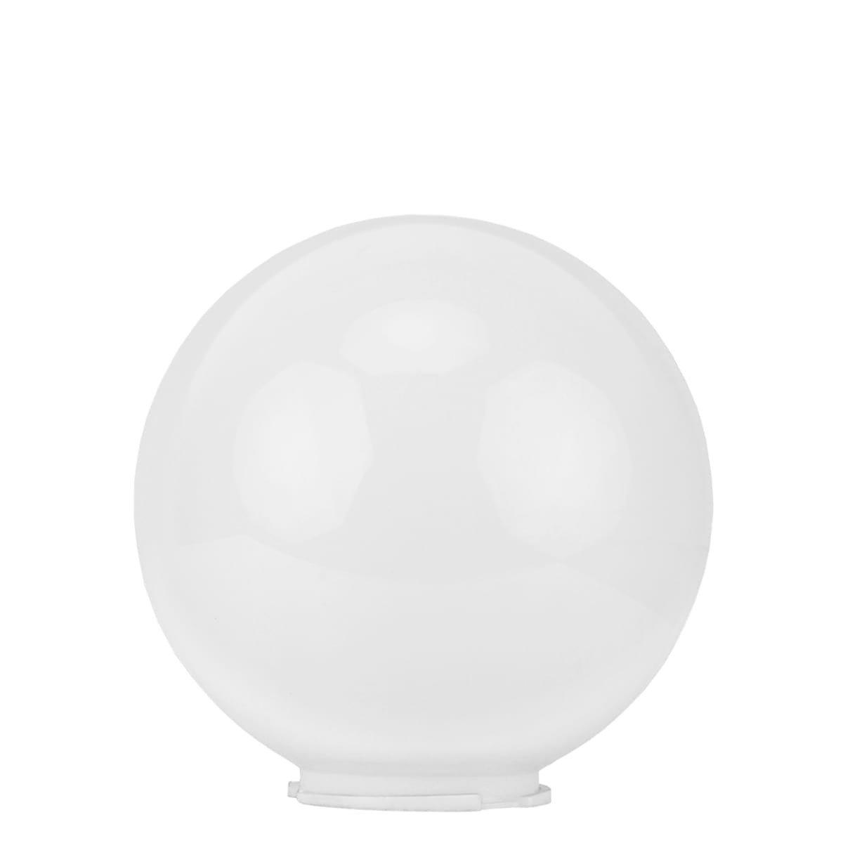Buitenverlichting Onderdelen Losse bol kunststof opaalglas - Ø 20 cm