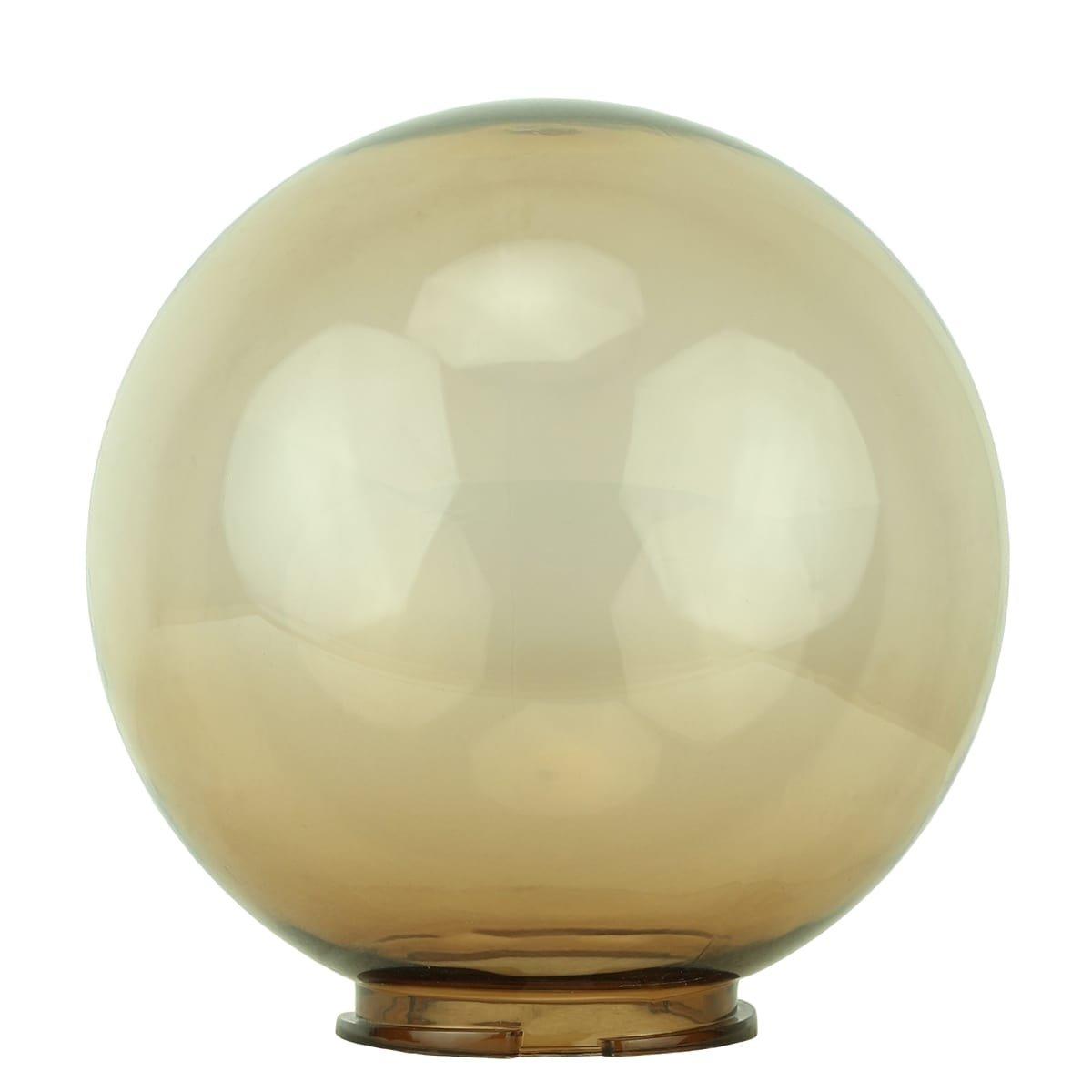 Buitenverlichting Onderdelen Losse bol lamp plastic rookglas - Ø 40 cm