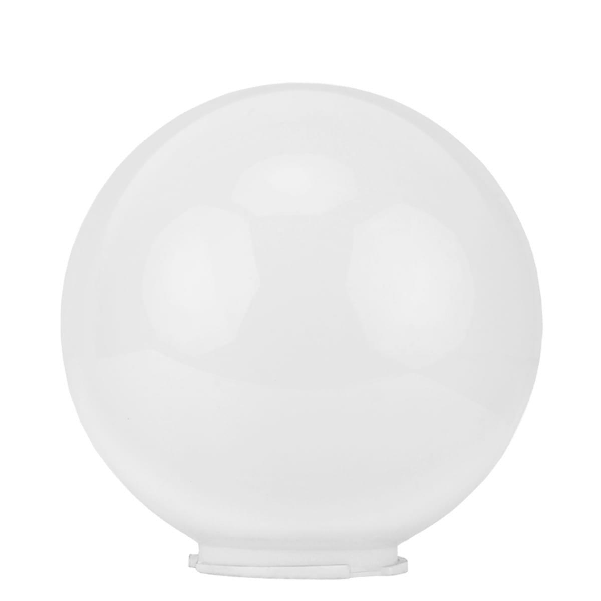 Buitenverlichting Onderdelen Losse tuinbol lamp opaalglas - Ø 30 cm