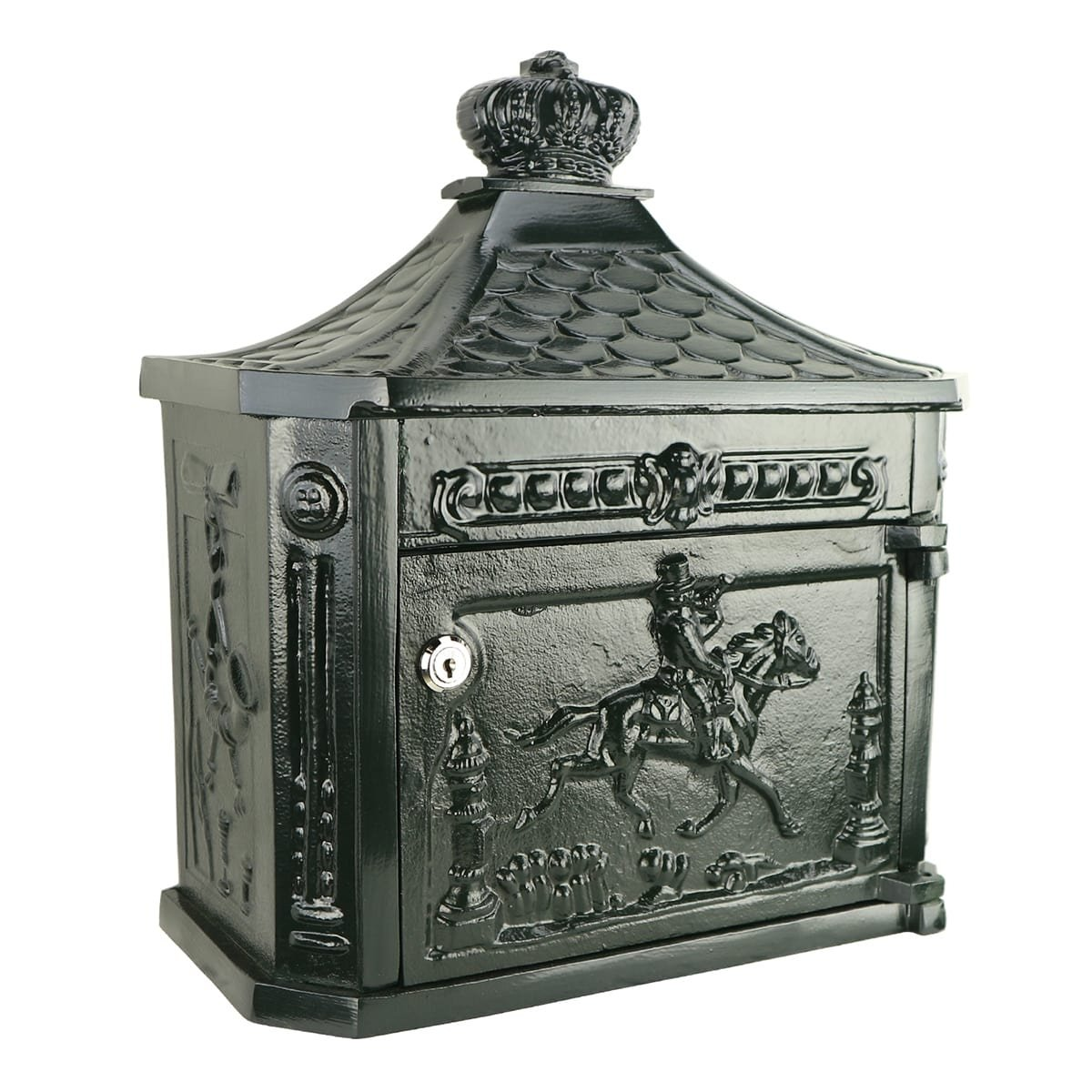 Mailboxes Classic Rural Wall mailbox Nottingham - 45 cm