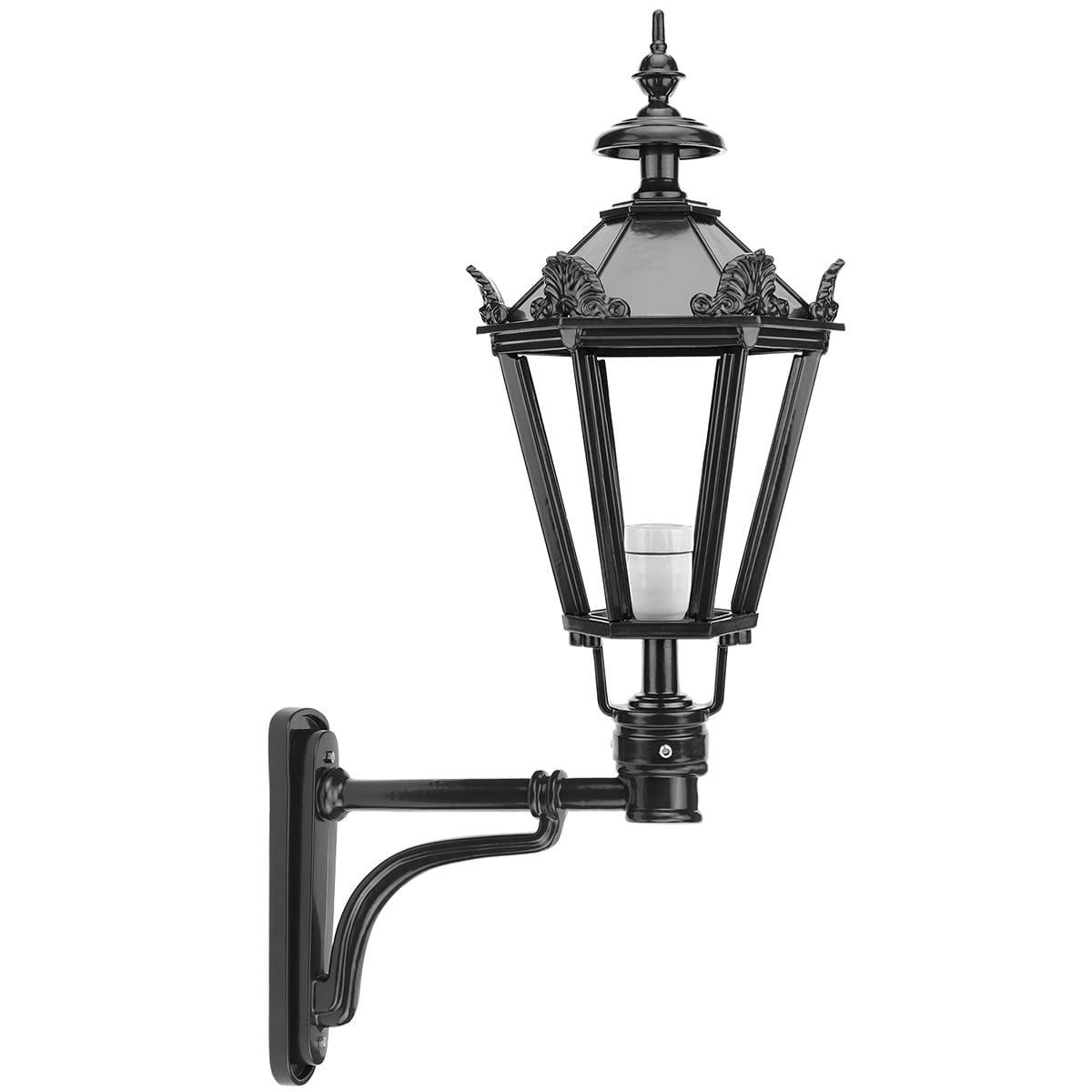 Buitenverlichting Klassiek Landelijk Muurlamp Dennenburg - 77 cm