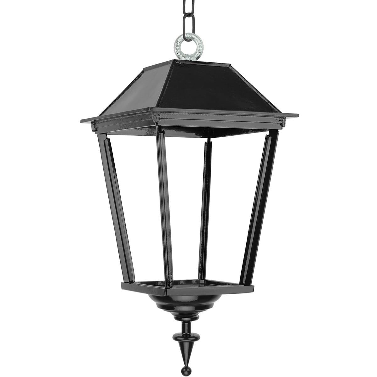 Outdoor lighting Classic Rural Ceiling lamp Dokum on chain L - 55 cm