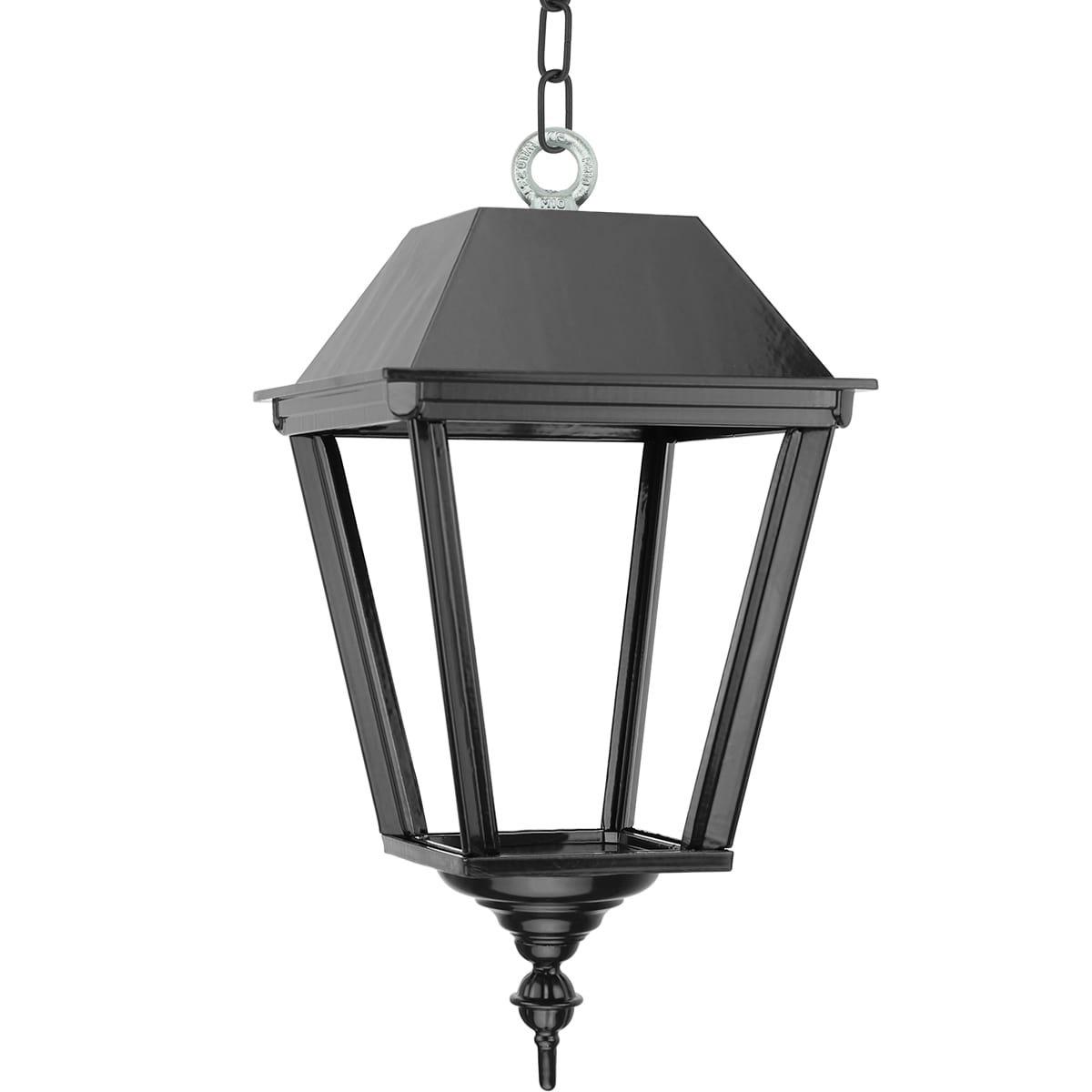 Outdoor lighting Classic Rural Ceiling lamp Dokum on chain M - 45 cm
