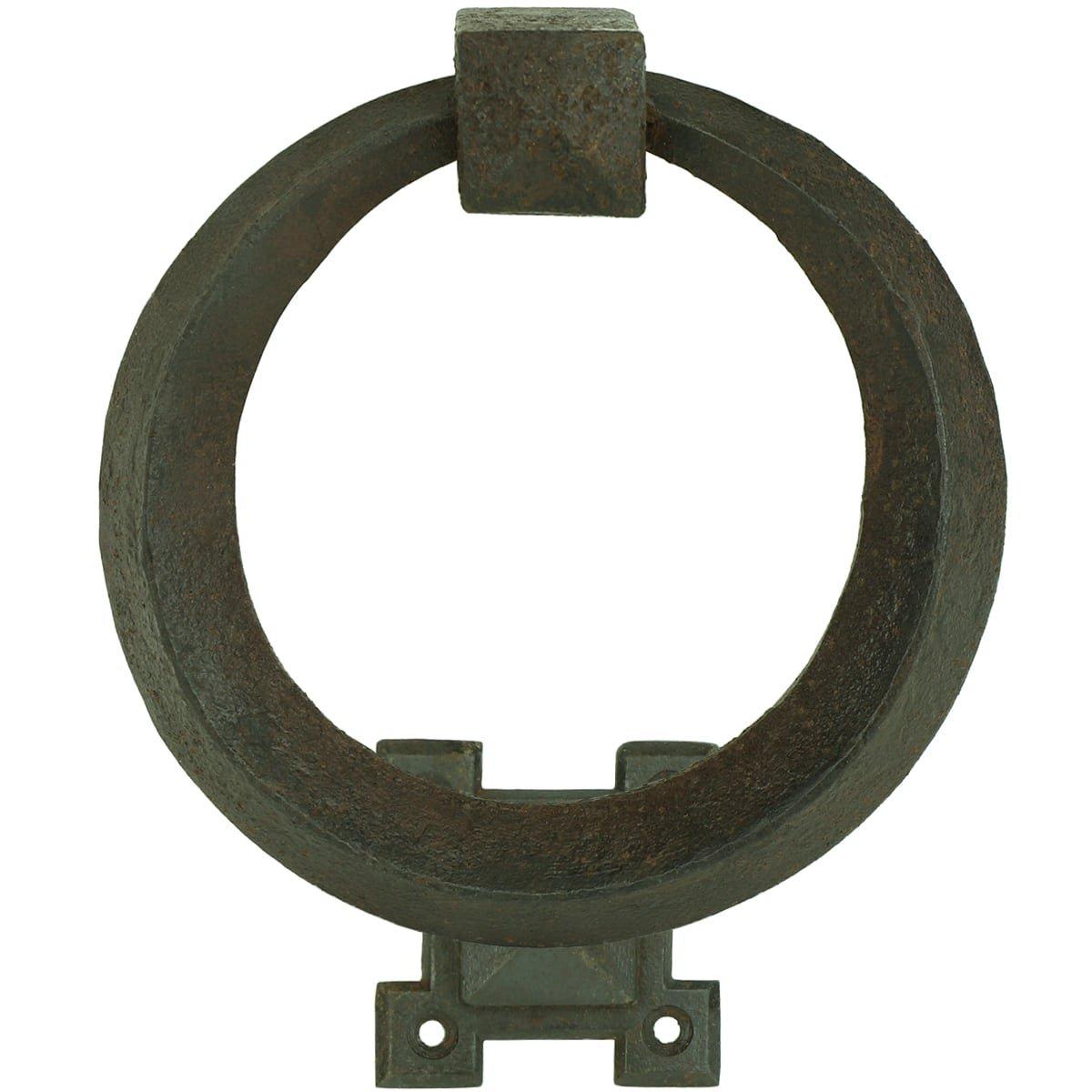 Hardware Door Knockers Ring knocker old cast iron Mügeln - 190 mm