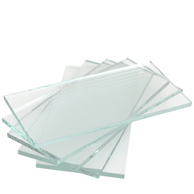 Outdoor Lighting Components Window glass hexagonal lampshade K13 - 19 cm