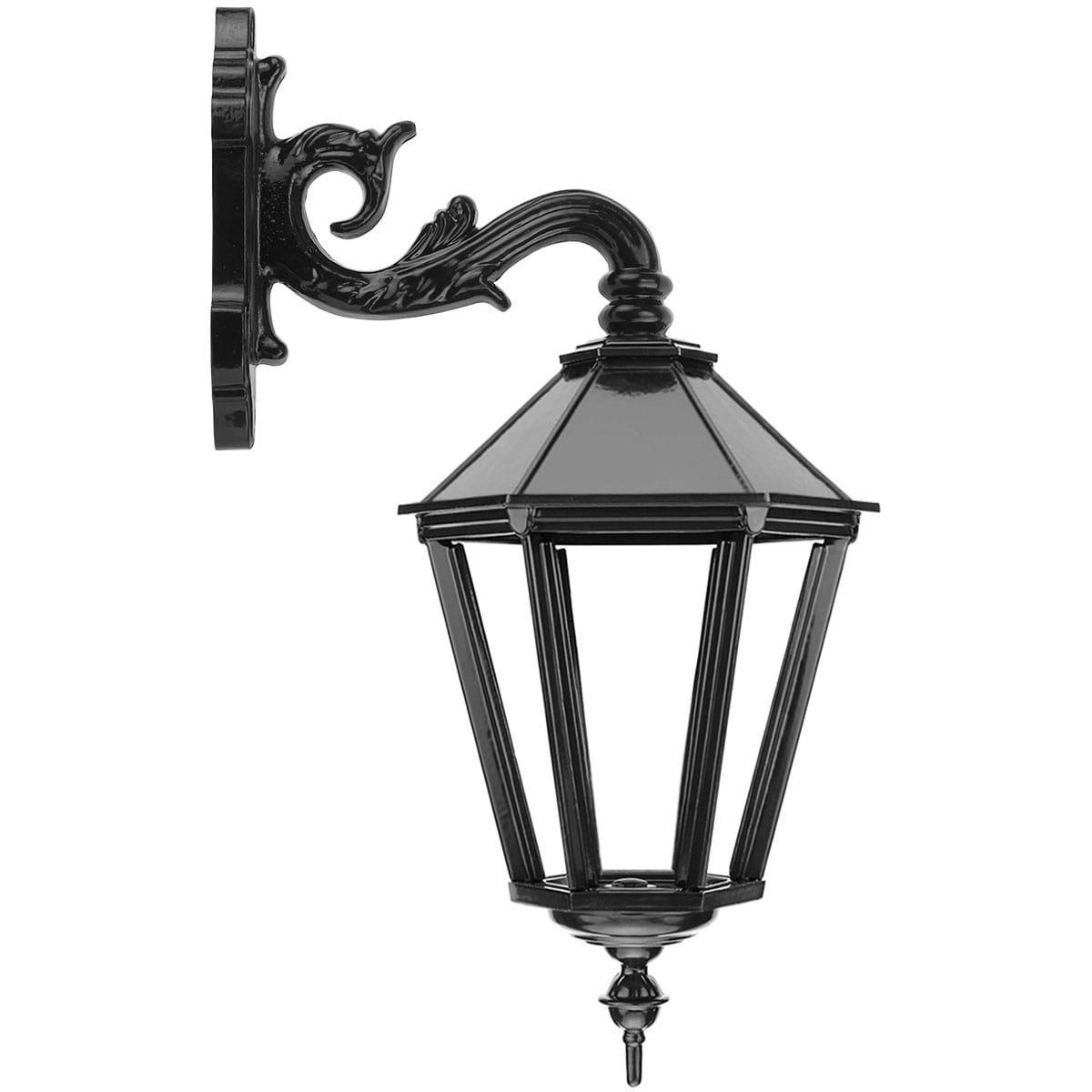 Außenbeleuchtung Klassisch Ländlich Zaunleuchte hängen Akmarijp - 70 cm