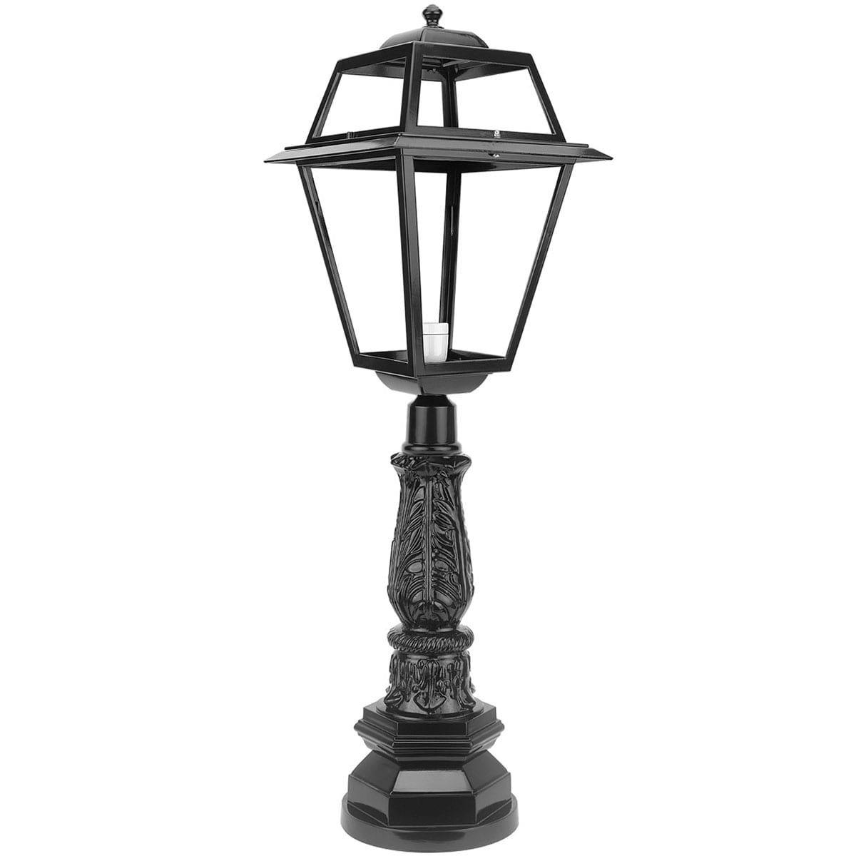 Außenleuchten Klassisch Ländlich Atmosphären lampe draußen Etzenrade - 99 cm