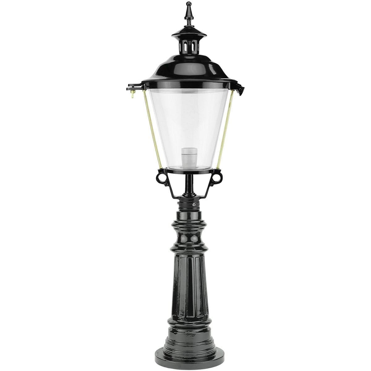 Buitenverlichting Klassiek Landelijk Sokkellamp buiten Maarssen - 105 cm