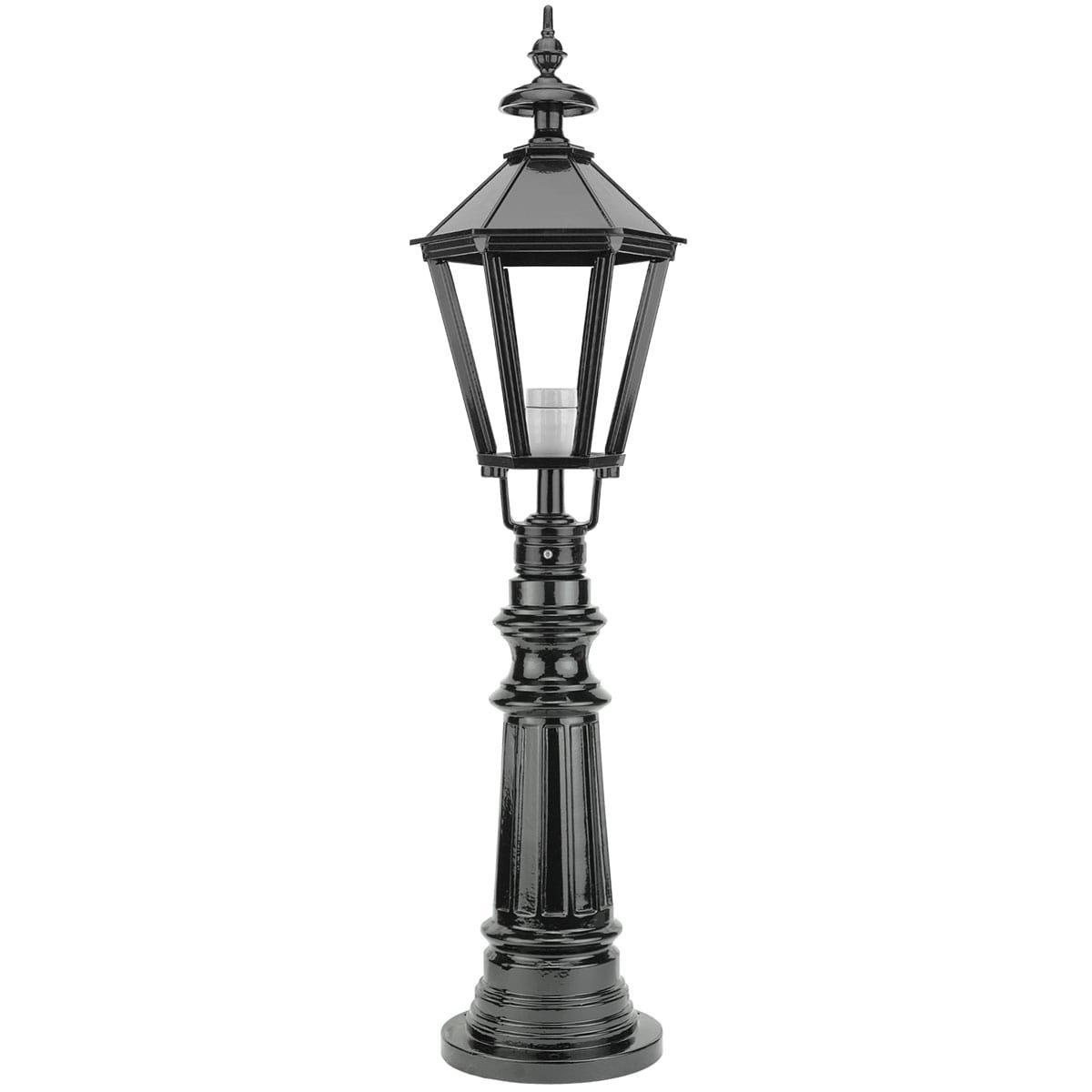 Buitenverlichting Klassiek Landelijk Terraslamp Montfoort - 98 cm
