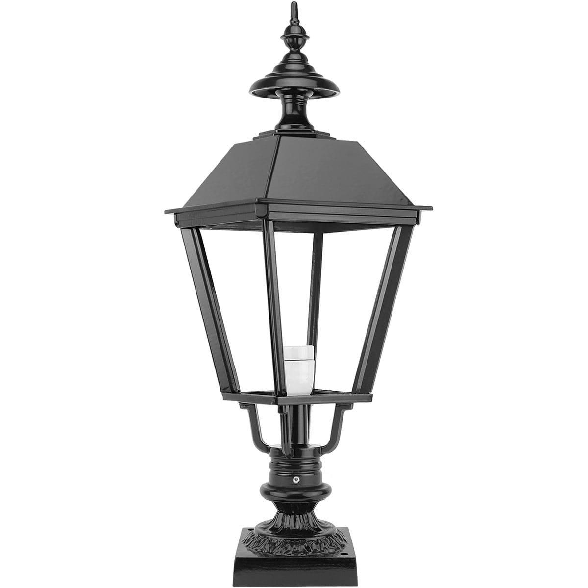 Buitenverlichting Klassiek Landelijk Tuinlamp Ridderkerk - 71 cm