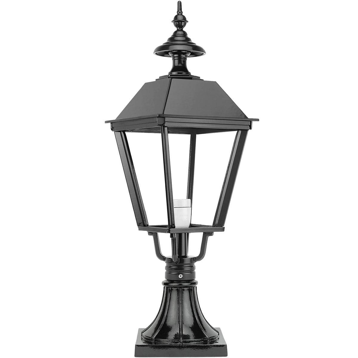 Buitenverlichting Klassiek Landelijk Tuinlamp Valkenswaard - 77 cm