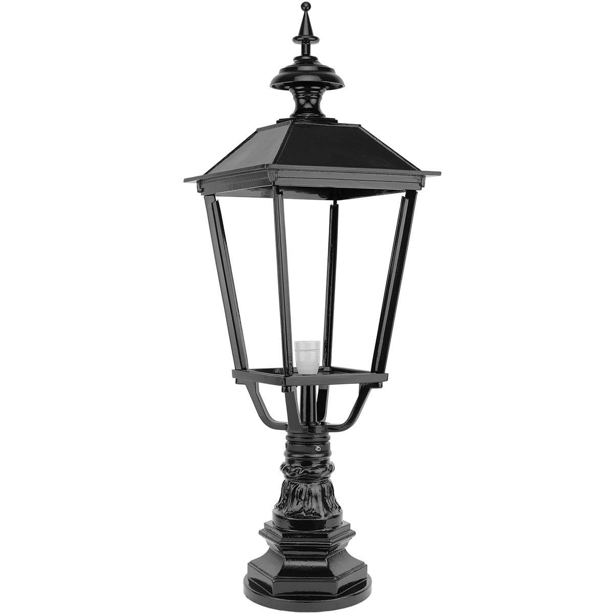 Outdoor Lighting Classic Rural Garden lantern big Besoyen - 106 cm