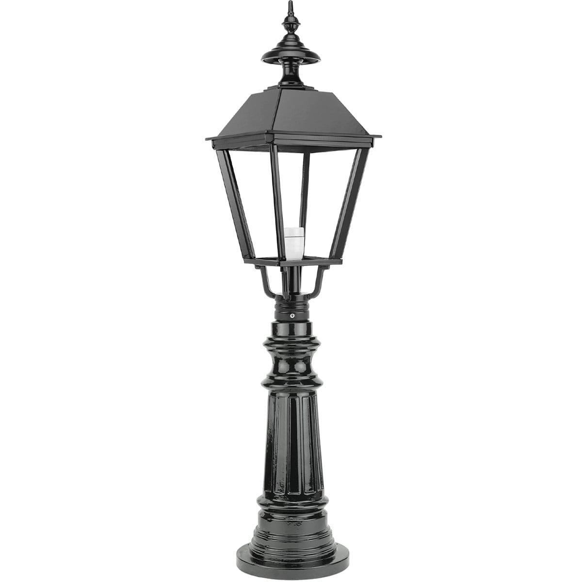 Buitenverlichting Klassiek Landelijk Tuinlantaarn Tubbergen - 97 cm