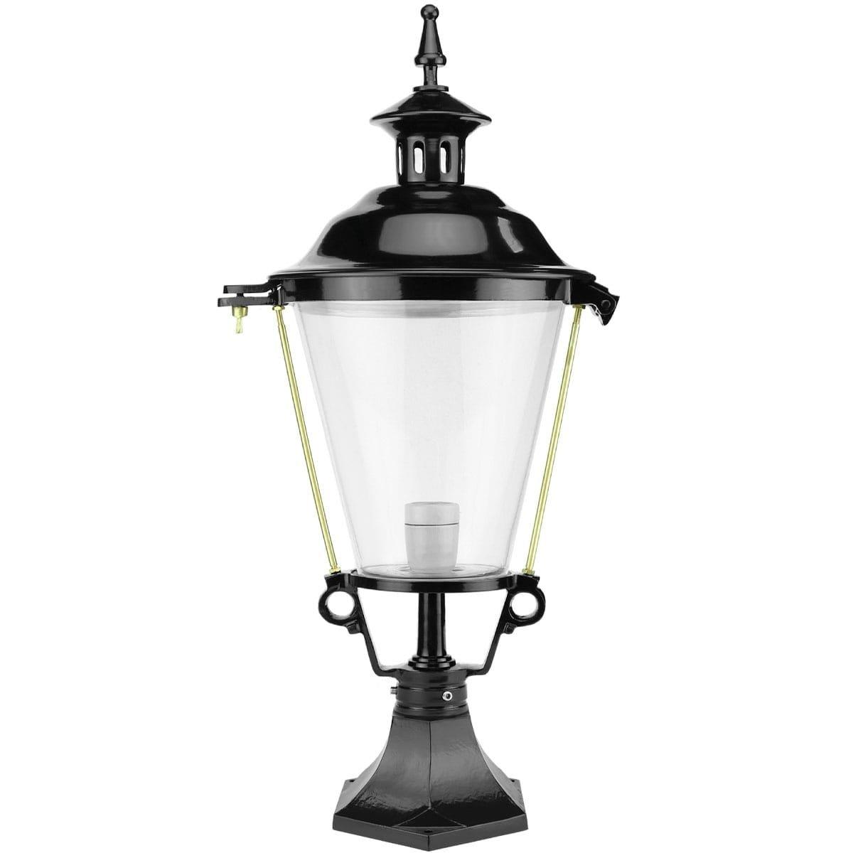 Buitenverlichting Klassiek Landelijk Vloer lantaarn buiten Lieshout - 72 cm