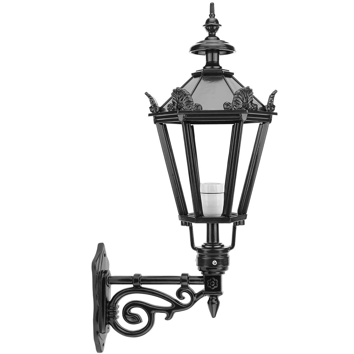 Außenbeleuchtung Klassisch Ländlich Wandleuchte Heerenveen - 70 cm