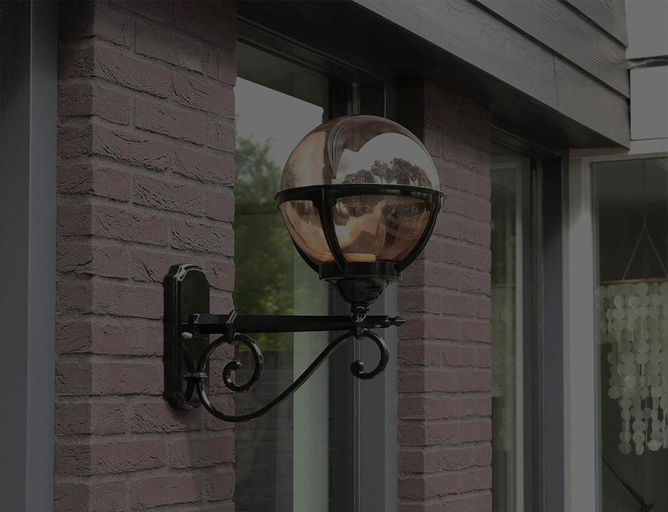 Rustieke Wandlampen